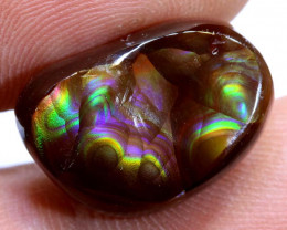 Mexican Fire Agate Stone Polished 10cts D-85