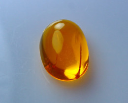 2.60 CT Natural & Unheated Orange opal Cabochon