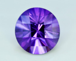 Amethyst, 12.40 Cts Natural Top Color & Cut Amethyst Gemstones
