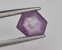 Natural Ruby  Cts with Hexagonal Pattern from Guinea