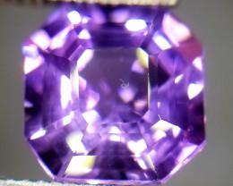Amethyst, 5.65ct, very good cut, top gemstone! VVS