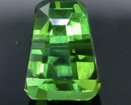 2.25 Crt Natural Tourmaline  Faceted Gemstone.( AB 70)
