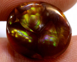 Mexican Fire Agate Stone Polished 7cts D-96
