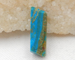 16cts Beautiful Blue Opal Cabochon, October Birthstone, Blue Opal Bead G561