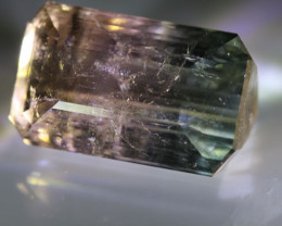 Tricolor Tourmaline 7.15ct Untreated