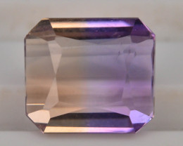 Top Grade 2.65 ct Natural Bi Color Bolivian Ametrine T