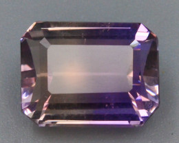 Top Grade 5.25 ct Natural Bi Color Bolivian Ametrine T