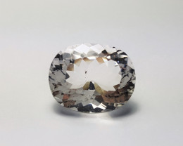 14.6Cts Amazing Eye-clean Brilliant Cut Quartz 14.6Cts - Pakistan