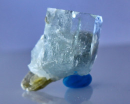 14.65 CTs Unheated & Natural Blue Aquamarine Crystal