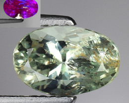 AIG 1.57 Cts Alexandrite Awesome Color Change Gemstone