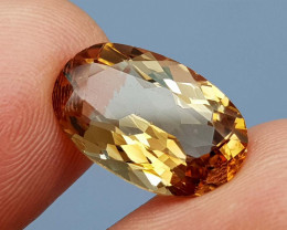 6.55Crt Natural Topaz Natural Gemstones JI22