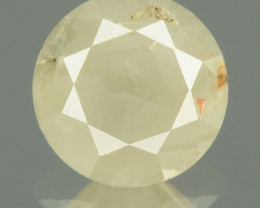 Natural Gray Certificated Diamond 0.60 ct LOT 575