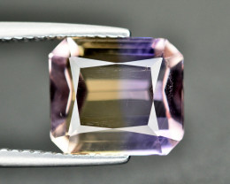 4.20 CT Bi COLOR NATURAL AMETRINE GEMSTONE