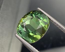 4.22 Cts AAA Grade Elegant Blue Green Tourmaline Custom Cut
