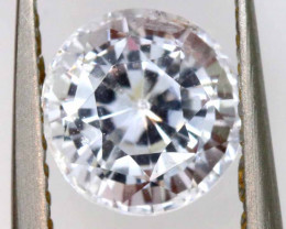 1.53 CTS CERTIFIED SAPPHIRE FACETED GEMSTONE  TBM-796