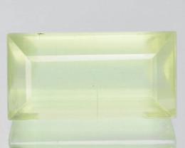 5.57 Cts Amazing Rare Green Color Natural Beryl Gemstone