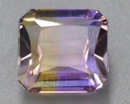 Top Grade2.70 ct Natural Bi Color Bolivian Ametrine T