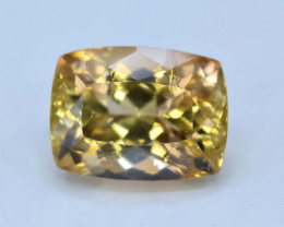 14.70 Carats Champagne Color topaz loose gemstone