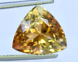16.30  Carats Champagne Color topaz loose gemstone