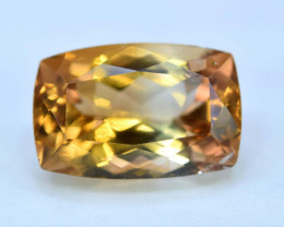 19.75 Carats Champagne Color topaz loose gemstone