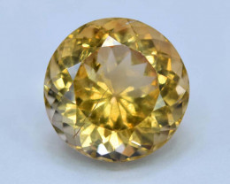 14.95 Carats Champagne Color topaz loose gemstone