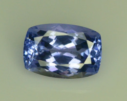 AA Grade 2.60 ct Tanzanite eye catching Color