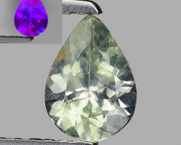 0.75 CT ALEXANDRITE RARE COLOR CHANGE GEMSTONE AX7