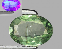 0.73 CT ALEXANDRITE RARE COLOR CHANGE GEMSTONE AX11