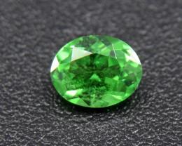 Tsavorite Natural Vivid Green  Garnet 0.37 ct (01430)