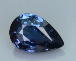AAA Grade 1.04 ct Cobalt Blue Spinel Sku.10