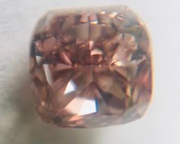 0.31 Fancy Intens Purplish Pink SI2 - Argyle