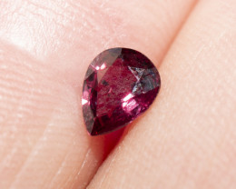 REDUCED .55 CTS. RUBY OUTSTANDING COLOR,  MI,EC