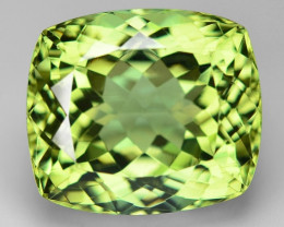 *NoReserve*Apatite 13.81 Cts Un Heated Natural Green Gemstone