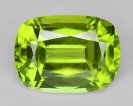 1.93 Cts  Amazing Rare Green Color Natural BURMA Peridot Gemstone
