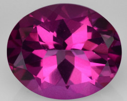5.73 CT RARE PINK TOPAZ TOP CLASS CUT CLARITY GEMSTONE PT7