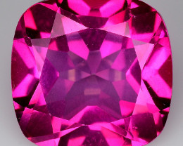 4.84 CT RARE PINK TOPAZ TOP CLASS CUT CLARITY GEMSTONE PT22