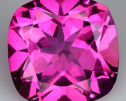 4.36 CT RARE PINK TOPAZ TOP CLASS CUT CLARITY GEMSTONE PT27