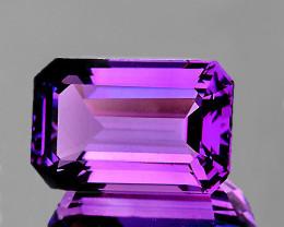 19x11mm Octagon 12.73cts Purple Amethyst [VVS}