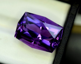 Amethyst, 19.50 Cts Natural Top Color & Cut Amethyst Gemstones