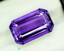 Amethyst, 14.50 Cts Natural Top Color & Cut Amethyst Gemstones