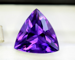 Amethyst, 19.00 Cts Natural Top Color & Cut Amethyst Gemstones
