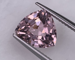 2.85 Cts Baby Pink Afghan Tourmaline Fine Quality Master Cut