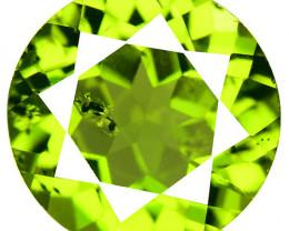 2.06 Cts Green Color Natural Peridot Gemstone