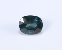 4.01ct Lab Certified Natrual Blue Sapphire