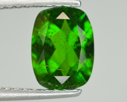 Rare 1.30 Ct Top Quality Natural Chrome Diopside
