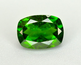 Rare 1.45 Ct Top Quality Natural Chrome Diopside