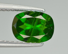 Rare 1.55 Ct Top Quality Natural Chrome Diopside