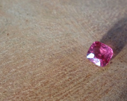 0.95ct Firey Pinkish-Red Spinel - SI