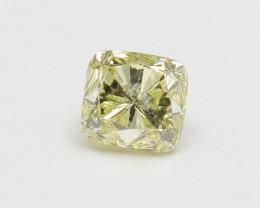 1.01ct. Natural Fancy  Yellow Diamond GIA certified