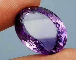 30Crt Natural Amethyst Natural Gemstones JI24